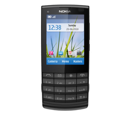 Nokia X3-02 Touch and Type-hình 13