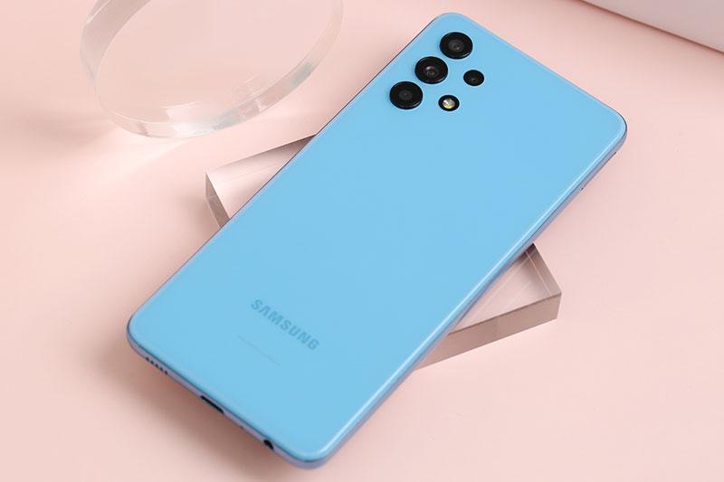 Điện thoại Samsung Galaxy A32 4G | Thiết kế thời thượng