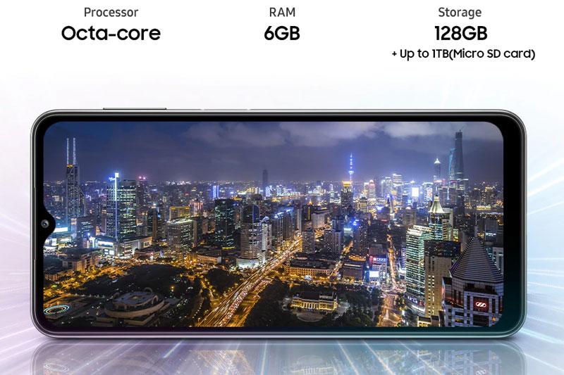 Điện thoại Samsung Galaxy A32 4G | Hiệu năng mạnh mẽ, chiến game mượt mà