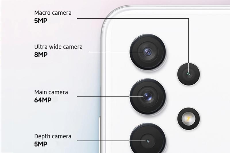 Điện thoại Samsung Galaxy A32 4G | Bộ 4 camera sắc nét, thỏa sức sáng tạo