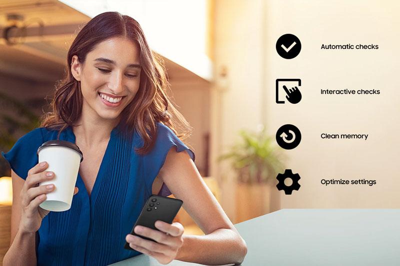 Điện thoại Samsung Galaxy A32 4G | Trải nghiệm sử dụng