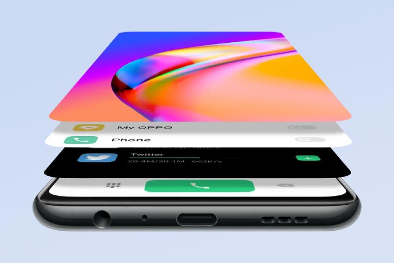 OPPO A94 | Sử dụng Android 11 mới nhất và chạy Color OS 11.1