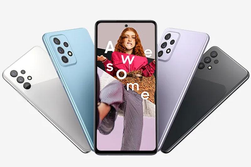 Điện thoại Samsung Galaxy A52 5G | Nhiều tùy chọn màu sắc