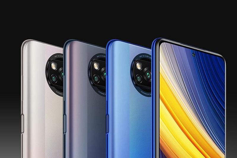 Điện thoại Xiaomi POCO X3 Pro | Màu sắc ấn tượng