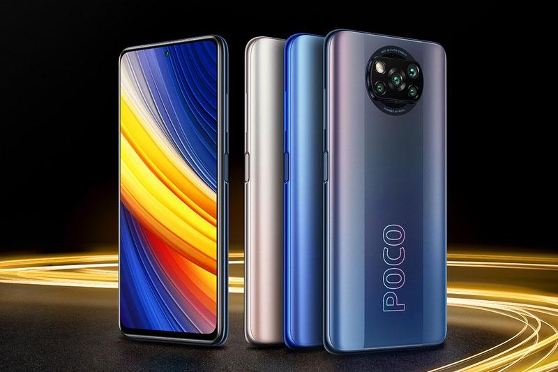 Điện thoại Xiaomi POCO X3 Pro | Thiết kế hiện đại, thời trang