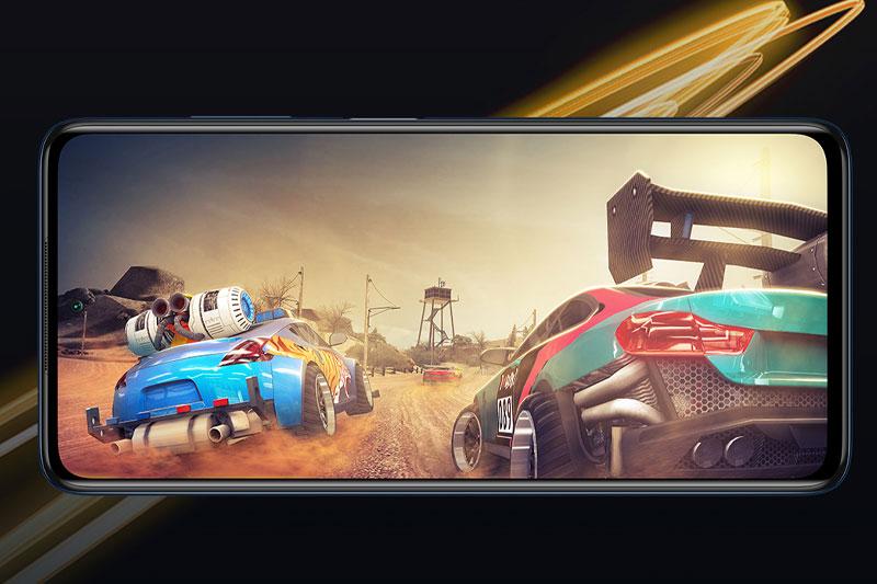 Điện thoại Xiaomi POCO X3 Pro | Màn hình lớn, tần số quét 120 Hz