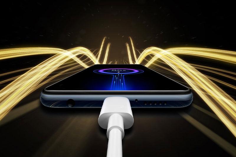 Điện thoại Xiaomi POCO X3 Pro | Khả năng sạc siêu tốc 33W