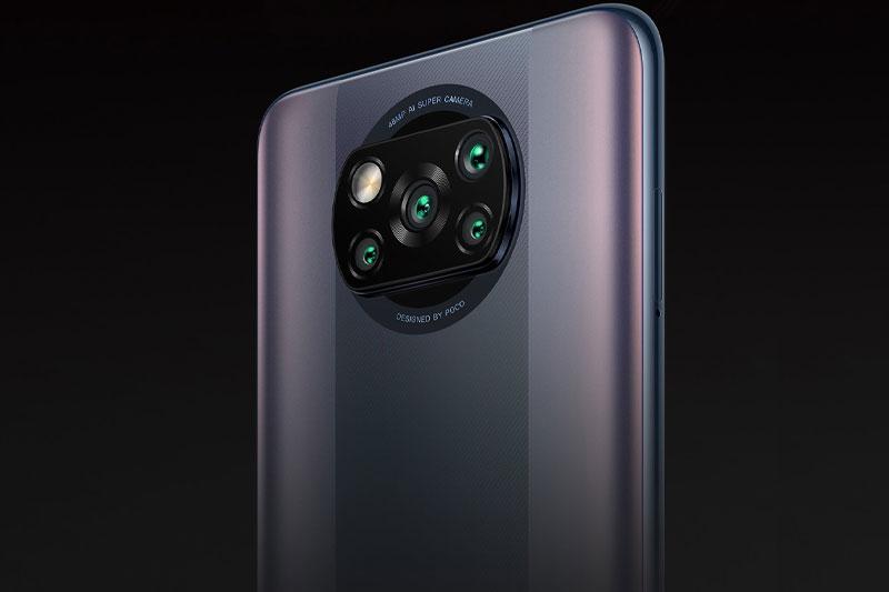 Điện thoại Xiaomi POCO X3 Pro | Camera sắc nét