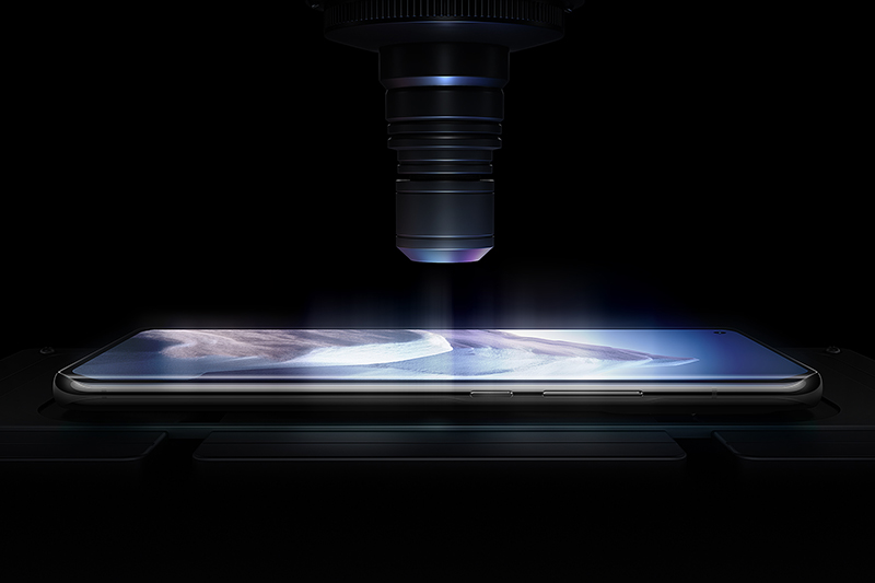 Xiaomi Mi 11 Ultra | Màn hình siêu cứng và bền bỉ với mặt kính Corning Gorilla Glass Victus