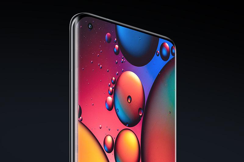 Xiaomi Mi 11 Ultra | Màn hình tràn viền bốn cạnh cong AMOLED, kích thước 6.81 inch