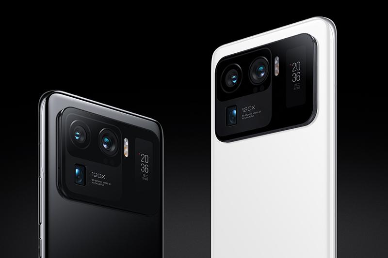Xiaomi Mi 11 Ultra | Vẻ đẹp cao cấp đến từ gốm cùng màn hình phụ đa năng