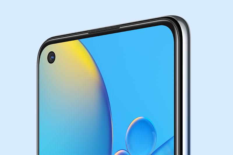 OPPO A74 | Sở hữu màn hình có kích thước hiển thị khá rộng 6.43 inch