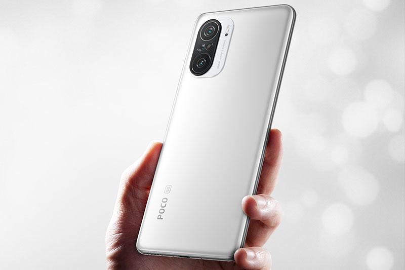 Xiaomi POCO F3   Máy ảnh telemacro 5 MP với khoảng cách lấy nét từ 3 - 7 cm