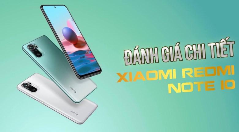 Xiaomi Redmi Note 10 (4GB/64GB)