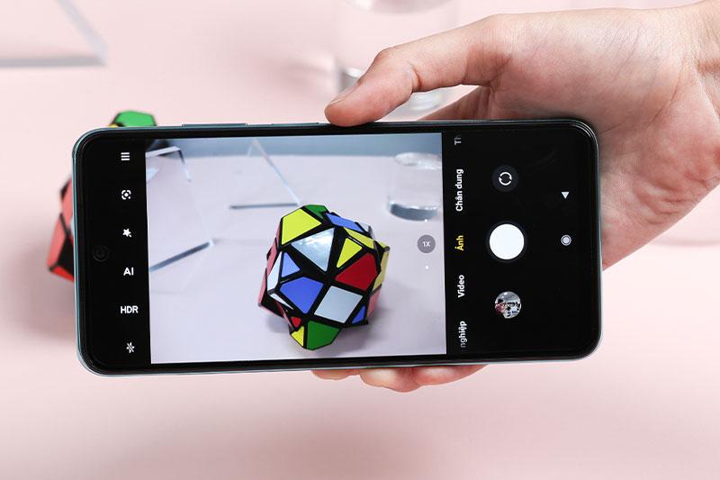 Giao diện chụp ảnh | Xiaomi Redmi Note 10