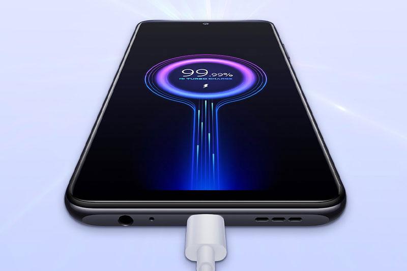 Xiaomi Redmi Note 10S | Khả năng sạc nhanh