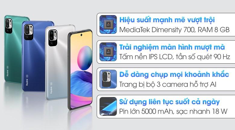 Xiaomi Redmi Note 10 5G 8GB