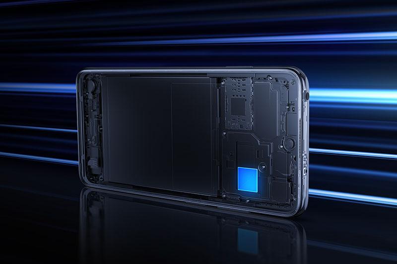 Xiaomi Redmi Note 10 5G | Tích hợp tản nhiệt chất lỏng