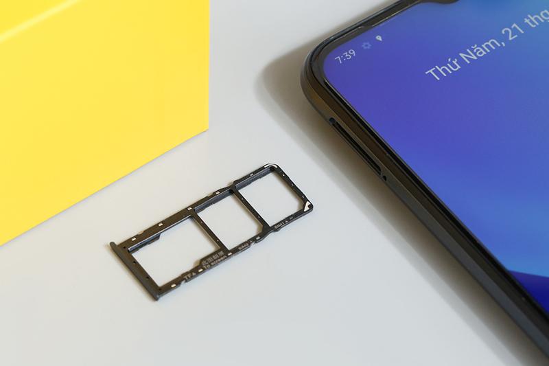 Điện thoại Realme C25 | Hỗ trợ thẻ nhớ ngoài