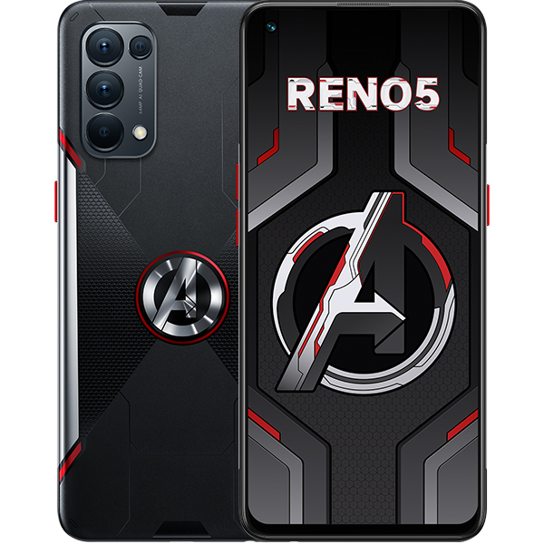 OPPO Reno5 Marvel