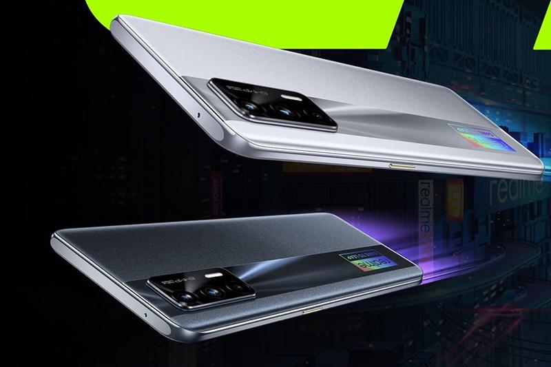 Realme GT Neo | Thiết kế mang tính hiện đại, thời thượng