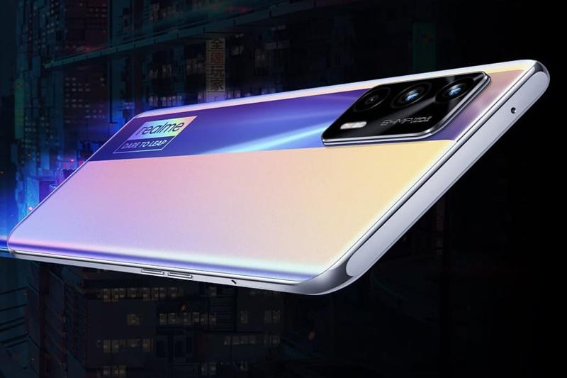 Realme GT Neo | Sở hữu viên pin 4500 mAh