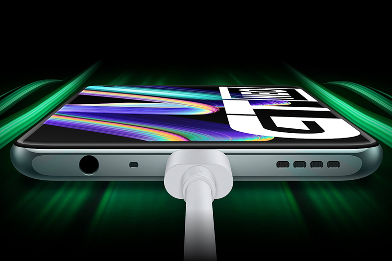 Realme GT Neo | Công nghệ sạc nhanh siêu tốc lên đến 50 W