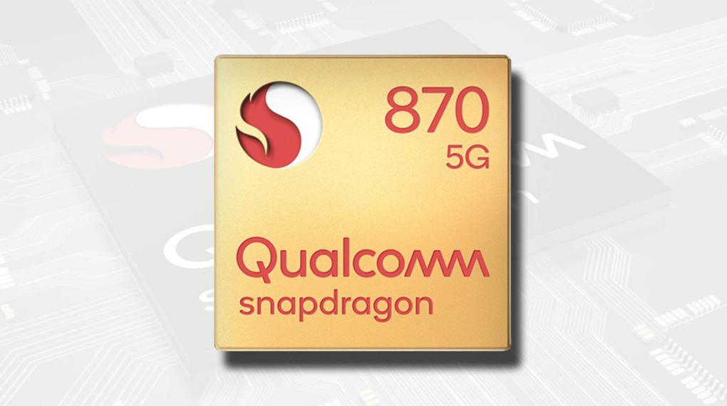 Bộ vi xử lý mạnh mẽ Snapdragon 870 - OPPO Reno6 Pro