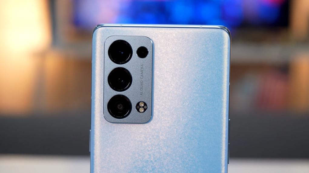 Cụm camera chất lượng - OPPO Reno6 Pro