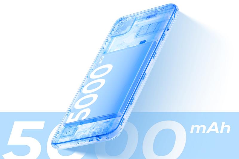 Realme C11 (2021) | Viên pin 5000 mAh