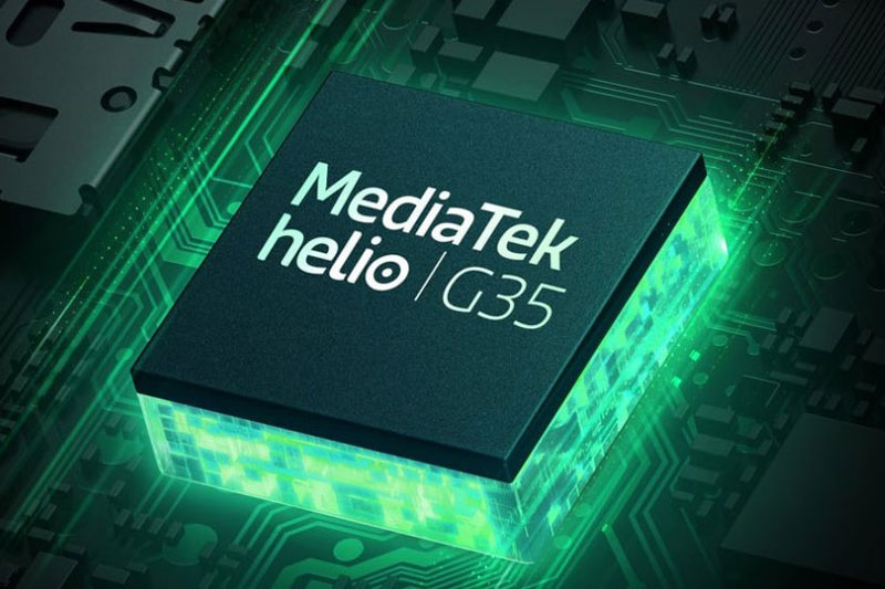 Vsmart Star 5 (3GB/64GB) | Trang bị chip MediaTek Helio G35