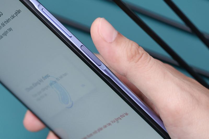 Điện thoại Vivo Y72 5G | Mở khoá vân tay cạnh viền