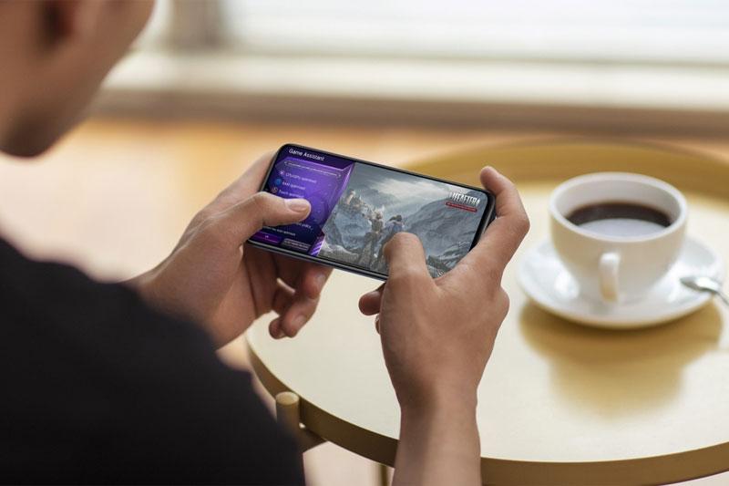 Điện thoại Vivo Y72 5G | Hiệu năng mạnh mẽ