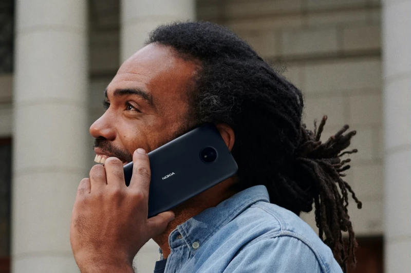 Nokia C20   Viên pin 2950 mAh đáp ứng đủ một ngày sử dụng