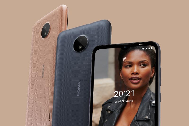 Nokia C20   Vi xử lý 8 nhân và sử dụng phiên bản Android Go