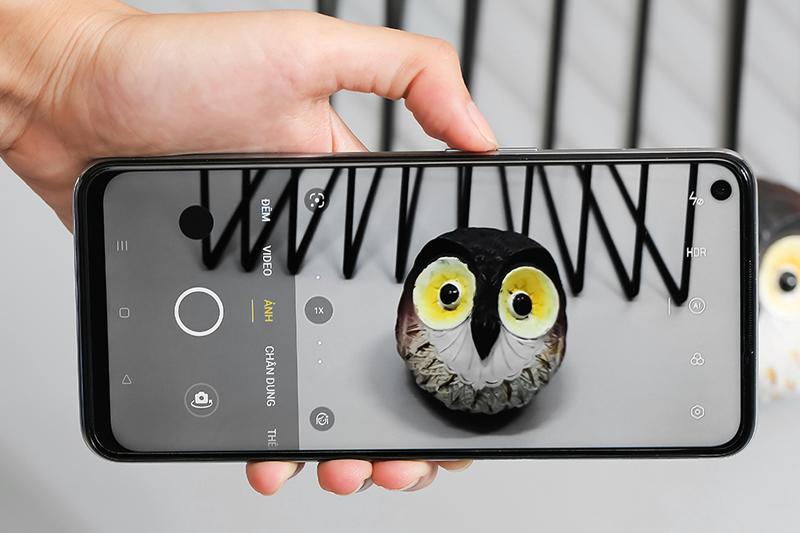 OPPO A74 5G   Giao diện chụp ảnh
