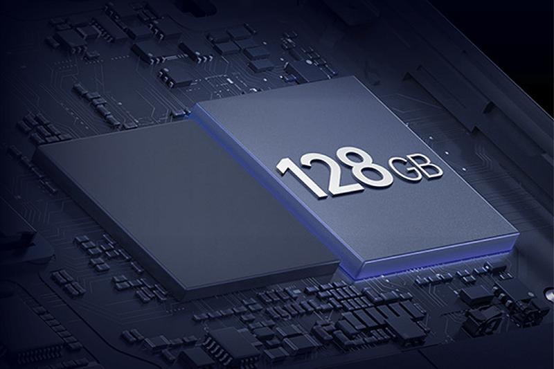 OPPO A54 | Bộ nhớ trong 128 GB, RAM 4 GB