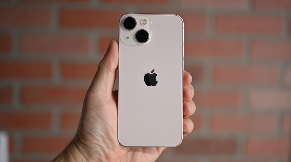 Diện mạo mới của cụm camera sau - iPhone 13 mini 128GB