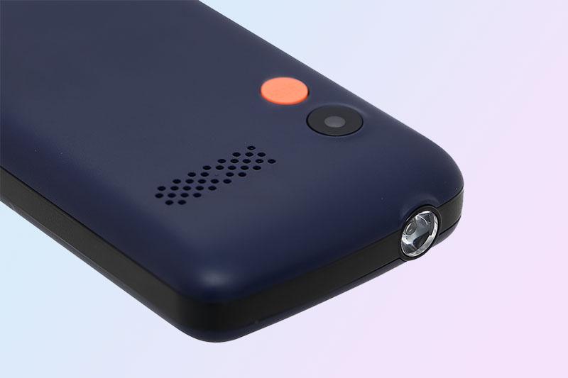 Masstel Fami 11 | Máy ảnh độ phân giải 0.08 MP hỗ trợ cả tính năng quay phim