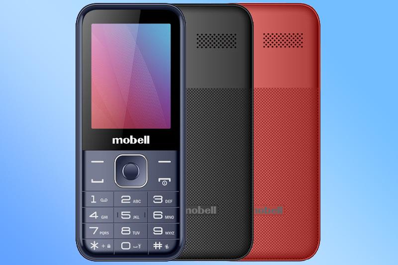 Điện thoại Mobell M319 (2021) | Thời lượng pin dài