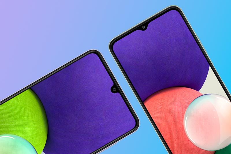Khả năng hiển thị hình ảnh sống động, gam màu rực rỡ - Samsung Galaxy A22 4G