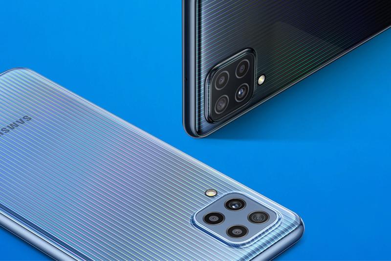 Camera 8 MP cho khả năng chụp góc siêu rộng - Samsung Galaxy M32