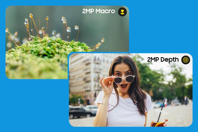 Ảnh chụp bằng camera 2 MP - Samsung Galaxy M32