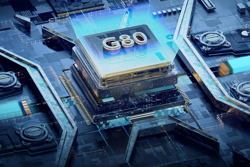 Sở hữu chip Mediatek Helio G80 - Samsung Galaxy M32