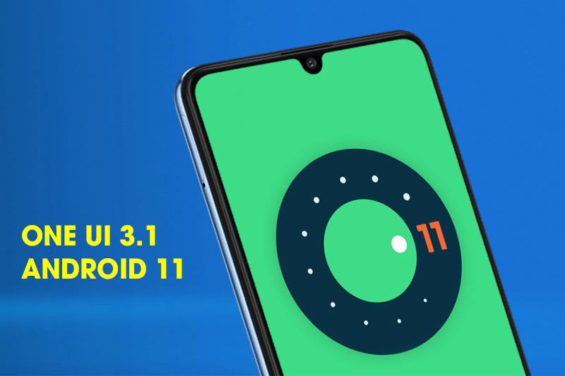 Chạy trên giao diện One UI 3.1 - Samsung Galaxy M32
