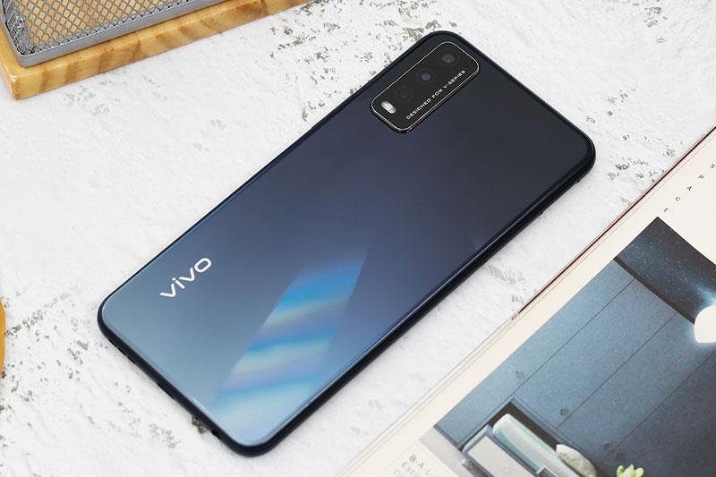 Vivo Y12s 2021 | Thiết kế mặt lưng