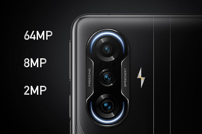 Xiaomi Redmi K40 Game Enhanced Edition | Cụm 3 camera chụp đẹp đến bất ngờ