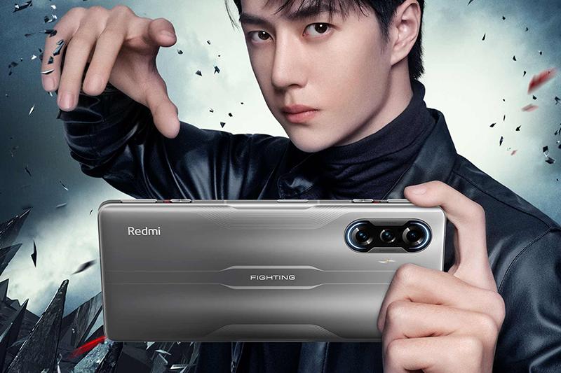 Xiaomi Redmi K40 Game Enhanced Edition | Thiết kế riêng biệt đầy độc đáo