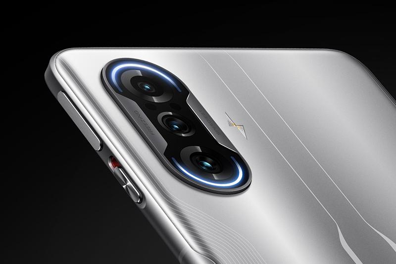 Xiaomi Redmi K40 Game Enhanced Edition | Trang bị các tính năng làm đẹp ảnh riêng biệt trên từng ống kính