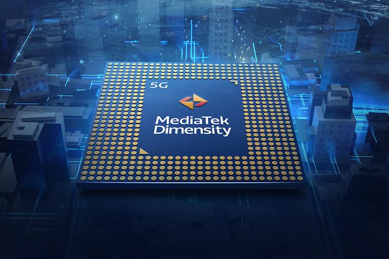 Vivo V21 5G | Sử dụng chip Dimensity 800U 5G